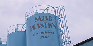 Large plastic parts sajar plastics