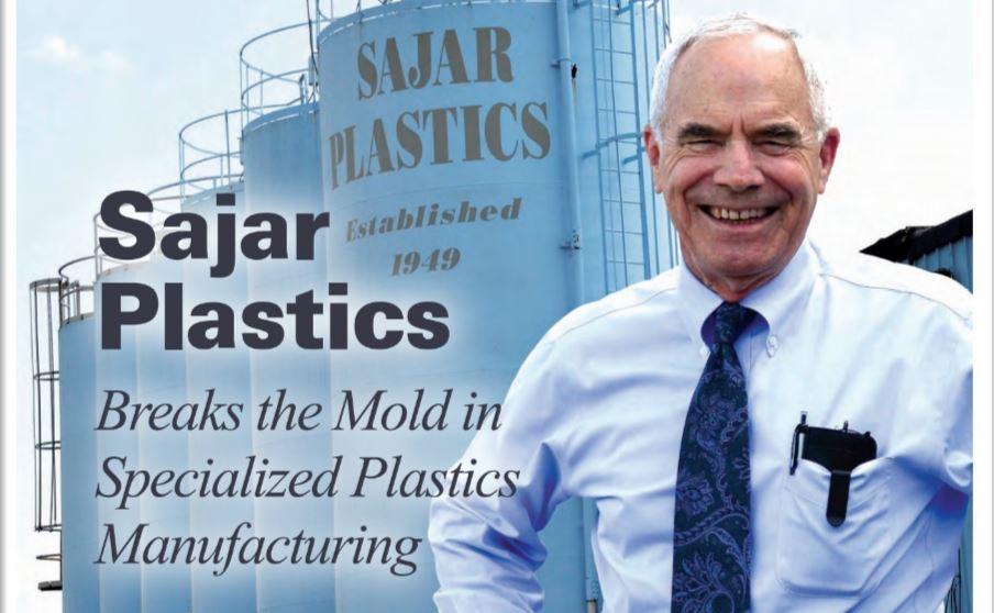 Sajar Plastics injection molding