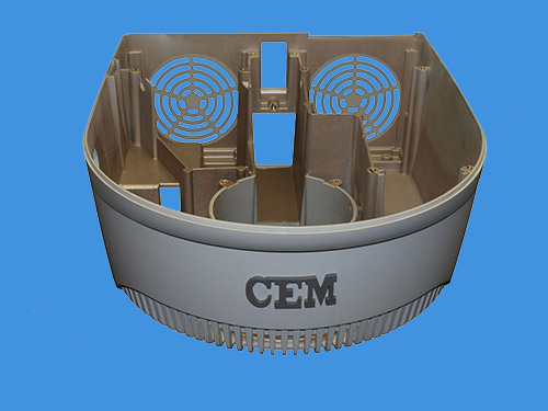 injection molding project for laboratory equipment
