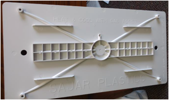 Heating and Cooling Technology Injection Molding