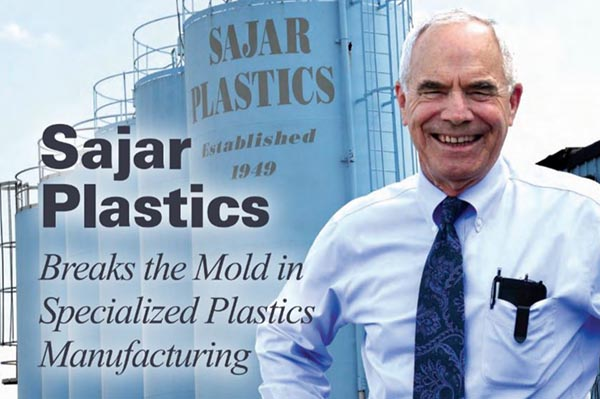 Sajar Plastics Breaks The Mold In Specialized Plastics Manufacturing