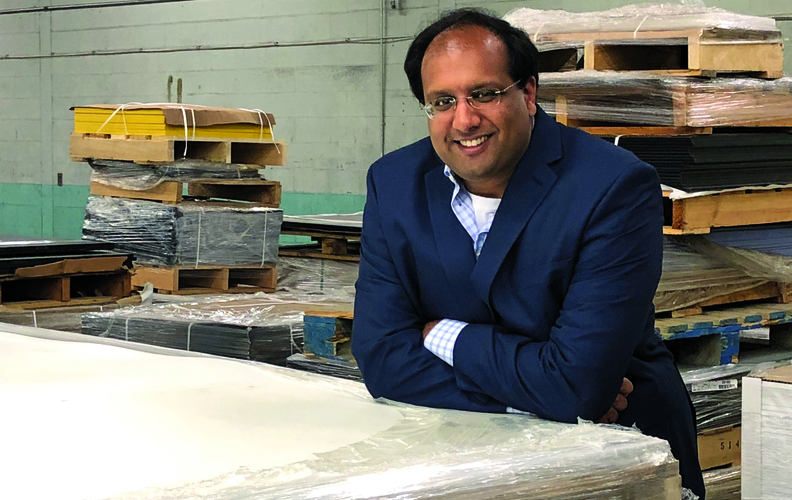 Kumar Works To Build A Business That Remains A Family