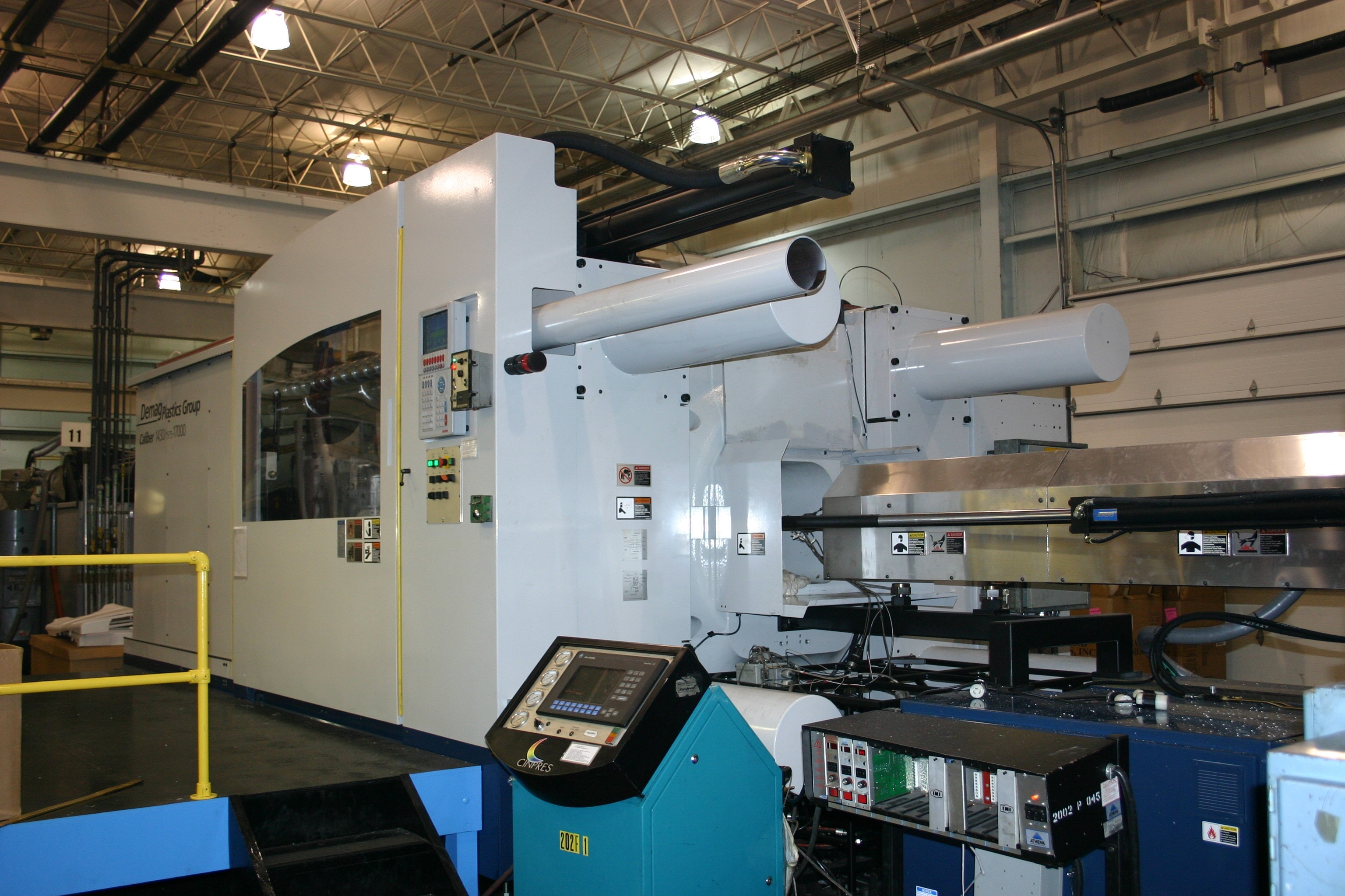 Straight Injection Molding